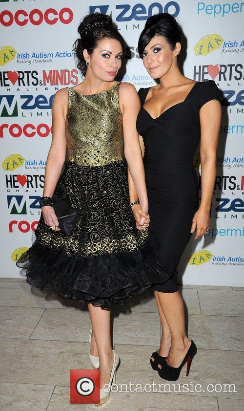 Alison King and Kym Marsh 5