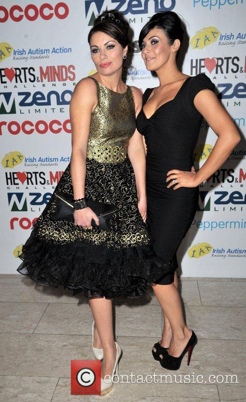 Alison King and Kym Marsh 10