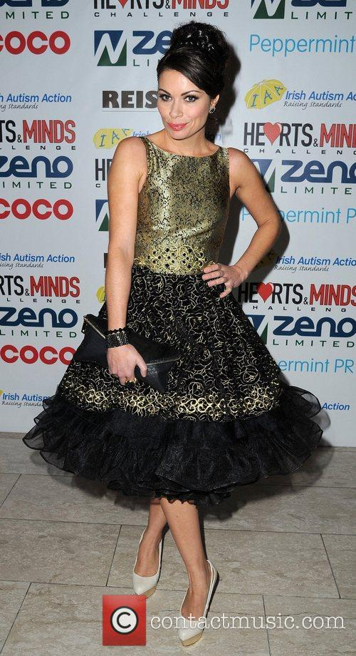Alison King Hearts and Minds Charity Ball, held...