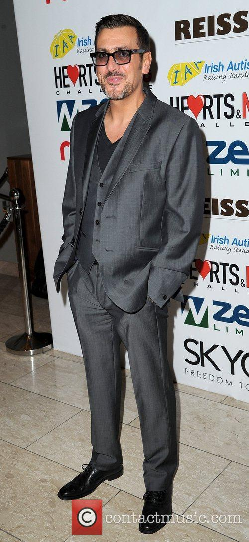 Chris Gascoyne Hearts and Minds Charity Ball, held...