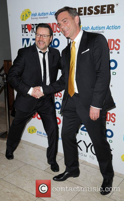 Ian Puleston-davies and John Michie 2