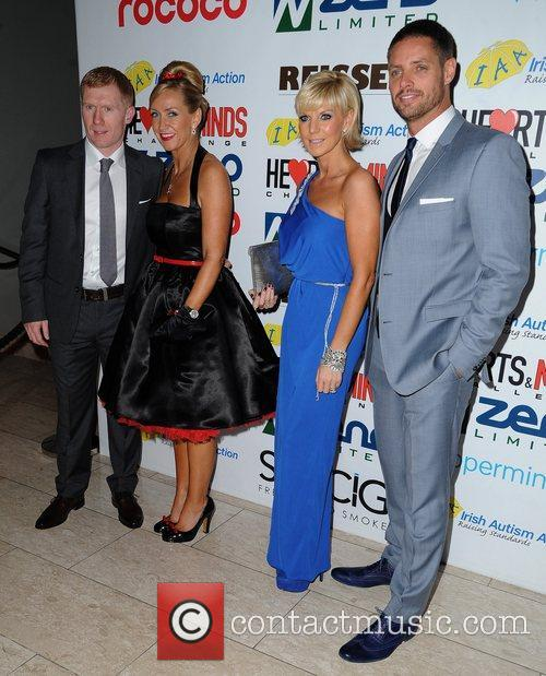 Keith Duff, Lisa Smith, Claire Froggatt  and...