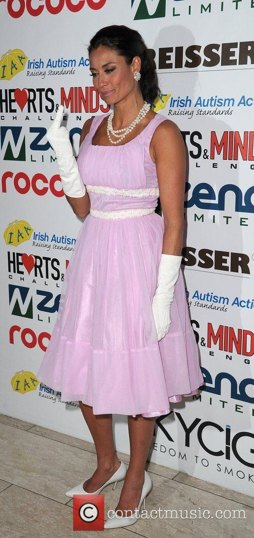 Melanie Sykes Hearts and Minds Charity Ball, held...