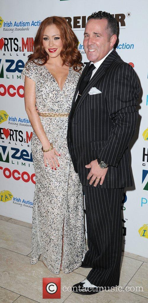 Natasha Hamilton and Cole Page Hearts and Minds...