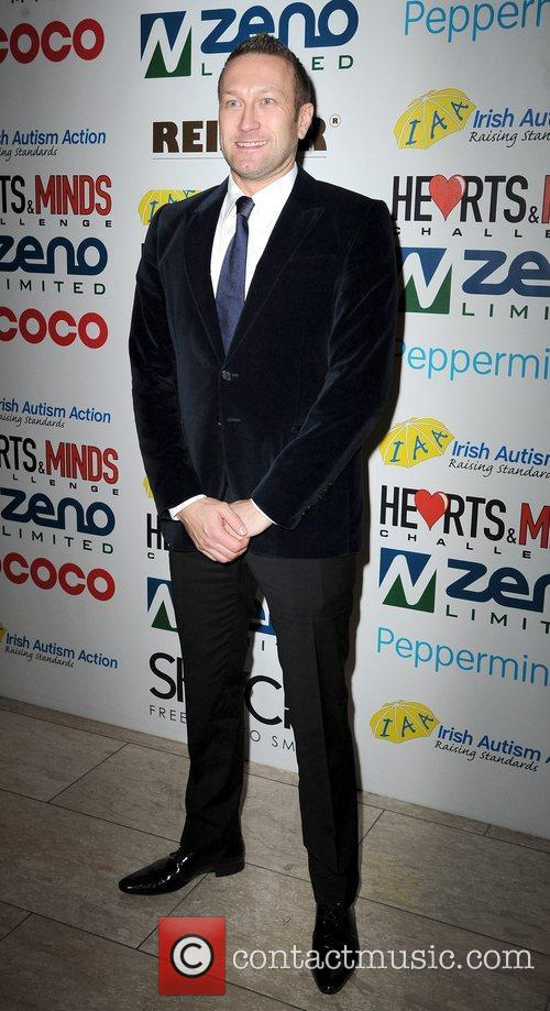 Phil Collinson Hearts and Minds Charity Ball, held...