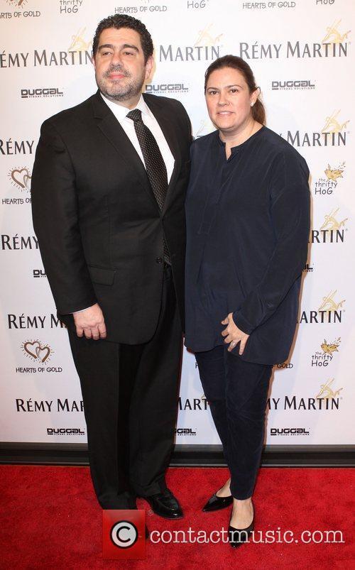Alvaro Domingo and Renee Domingo   Hearts...