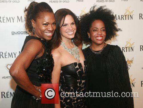 Deborah Koenigsberger, Soledad O'Brien and Rhonda Ross...