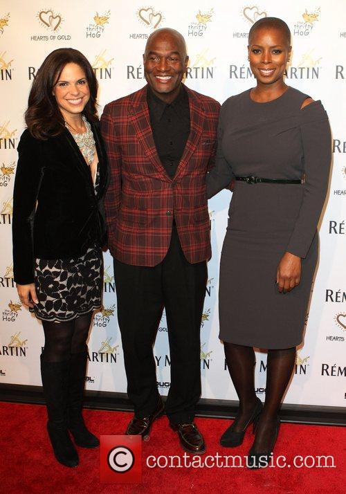 Soledad O'brien, Carl Nelson and Sidra Smith 6