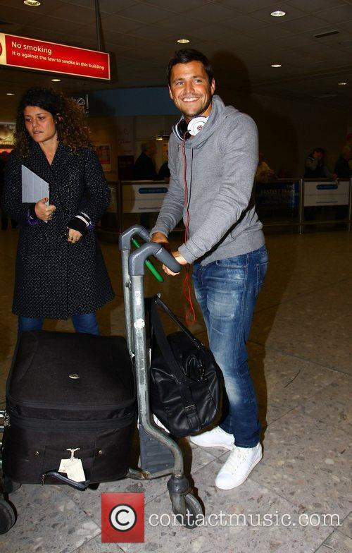 mark wright arriving at heathrow airport after 3644884