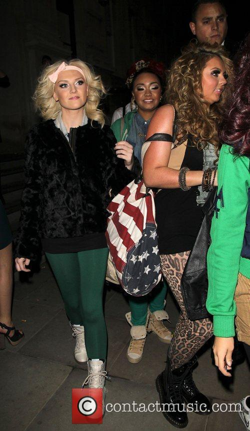 Amelia Lily and Little Mix 1