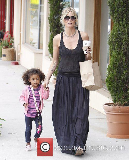 heidi klum and lou sulola samuel shopping 3922798