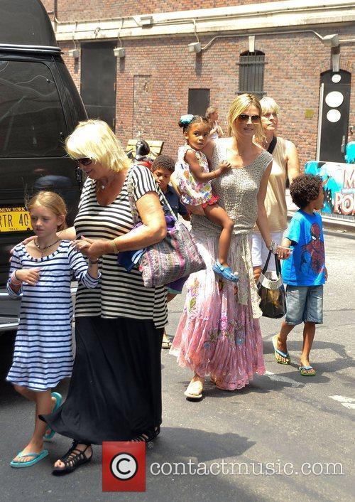 Heidi Klum and Disney 2