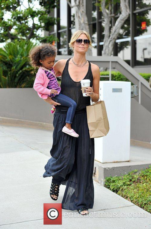 heidi klum and lou sulola samuel shopping 3922804
