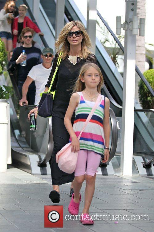 heidi klum and her daughter leni samuel 5807709