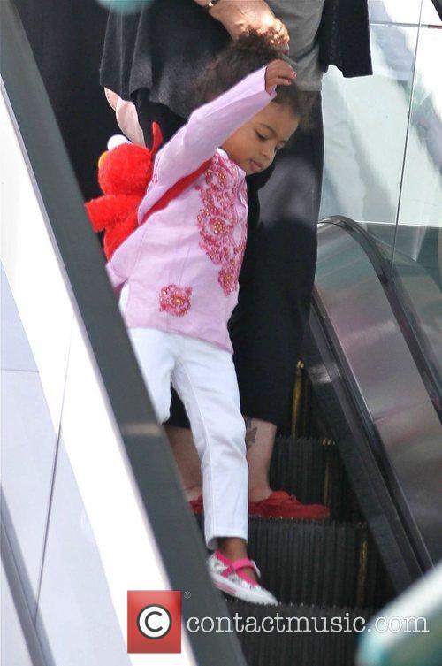 Lou Sulola is seen seen leaving ballet class...
