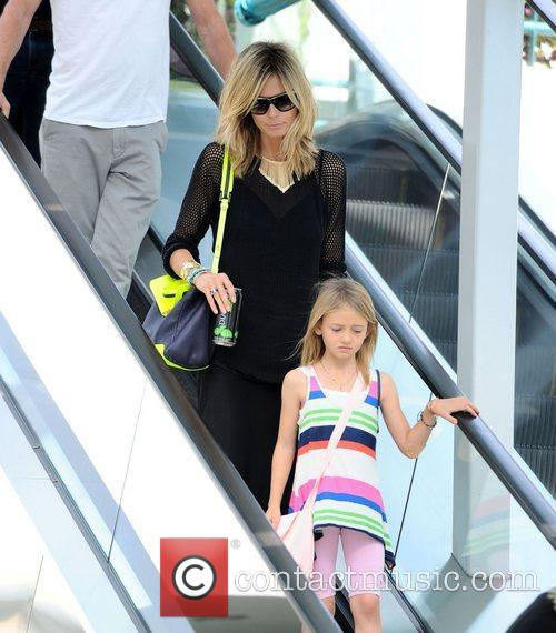 heidi klum and her daughter leni samuel 3772532