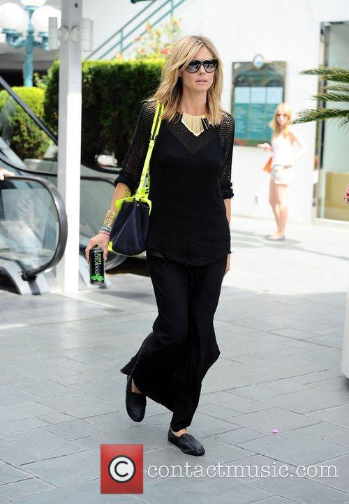 heidi klum and her daughters are seen 3772540