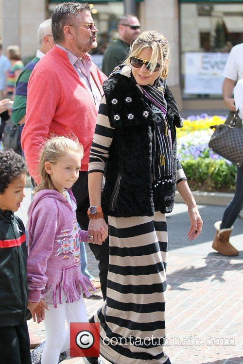 heidi klum and her family spend the 3797747