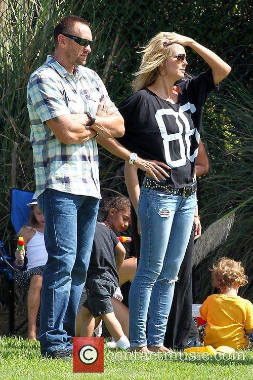 Heidi Klum and new boyfriend Martin Kristen Heidi...