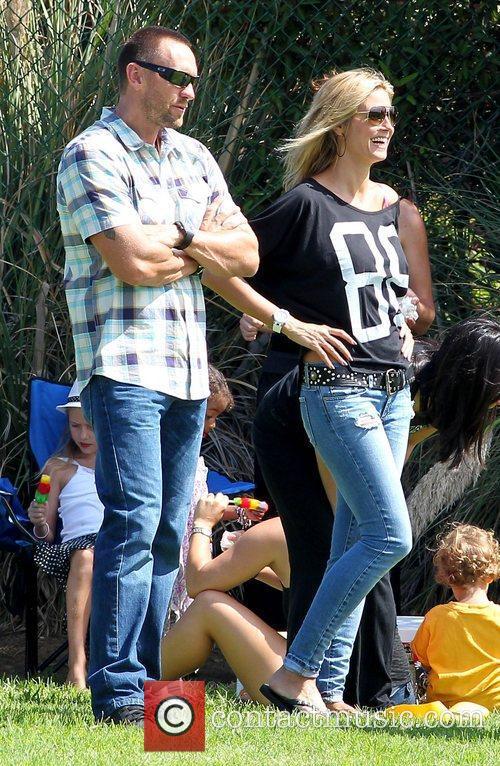 Heidi Klum and Martin Kristen 18