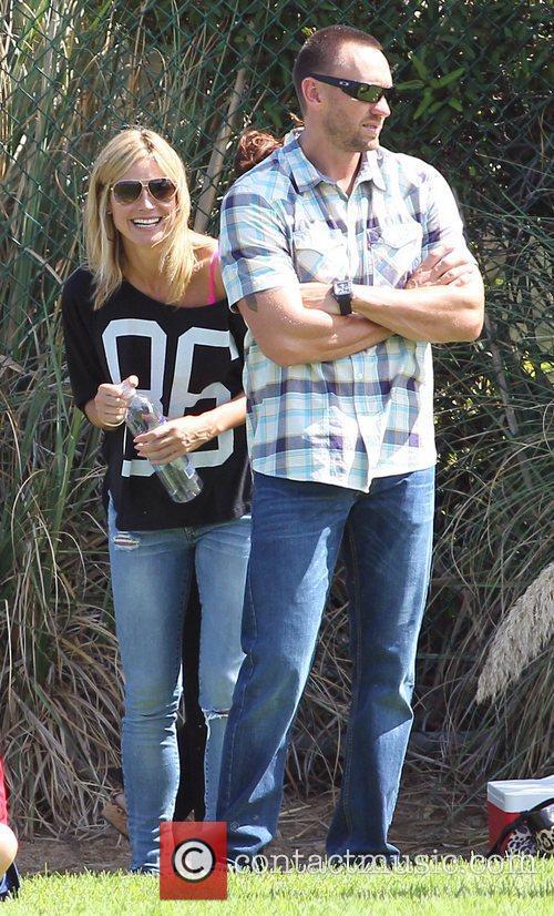Heidi Klum and Martin Kristen 16