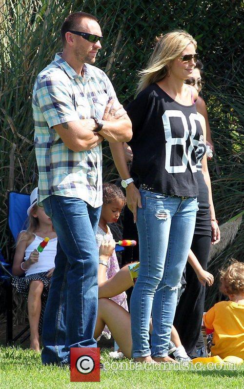 Heidi Klum and Martin Kristen 21