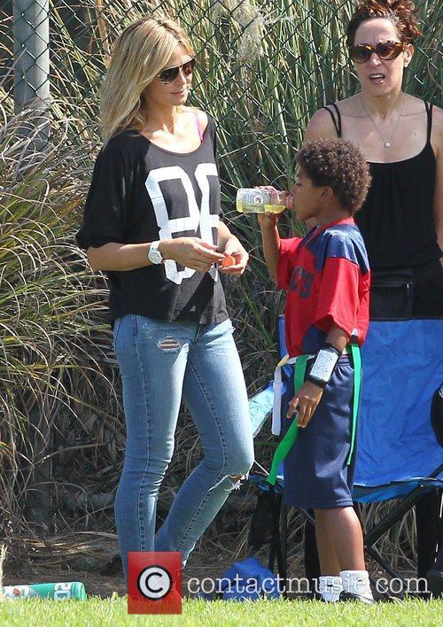 heidi klum with her son henry samuel 4104679