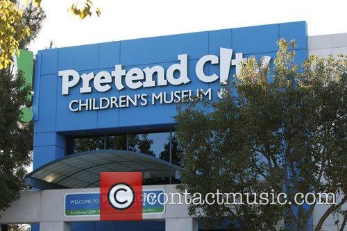 Pretend City Children's Museum Irvine, California
