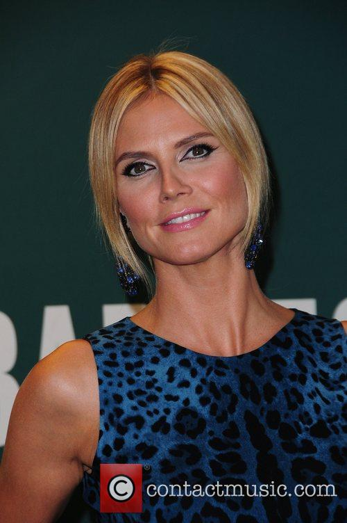 heidi klum promotes her new book project 5878671