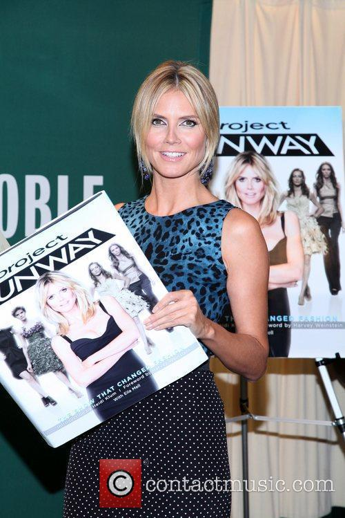 heidi klum promotes her new book project 5878176
