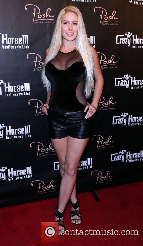 Heidi Montag, Crazy Horse III