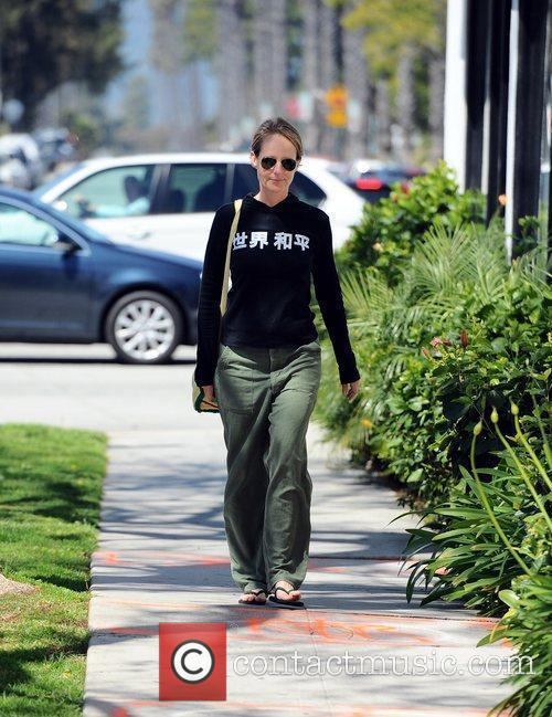 helen hunt seen out and about brentwood 5813458