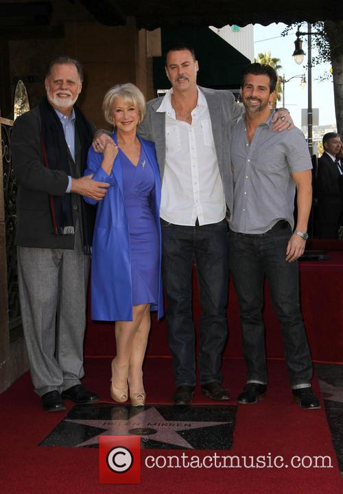 Taylor Hackford and Dame Helen Mirren 11