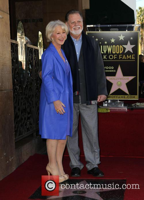 Taylor Hackford and Dame Helen Mirren 6