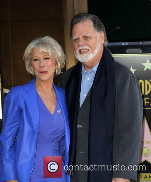 Taylor Hackford and Dame Helen Mirren 5