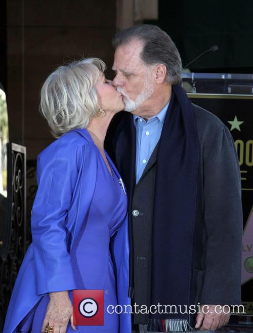Taylor Hackford and Dame Helen Mirren 4