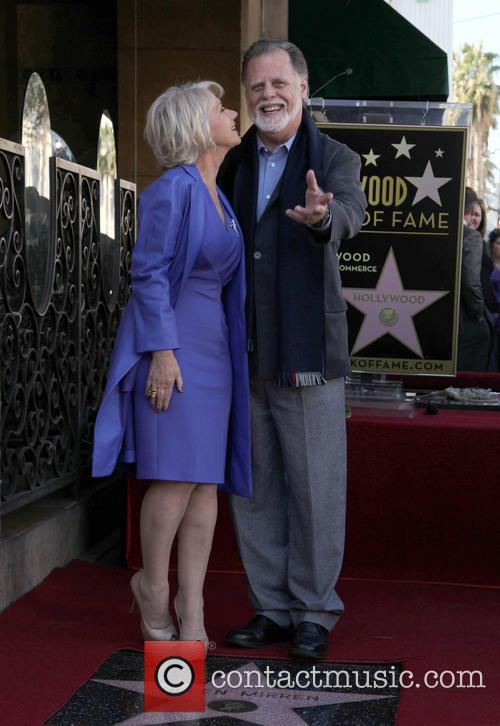 Taylor Hackford and Dame Helen Mirren 2