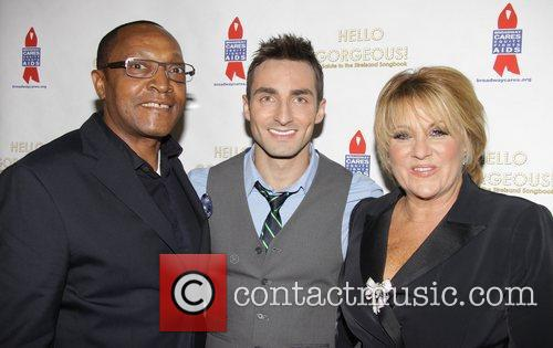Bismark Irving, Scott Nevins and Lorna Luft 3