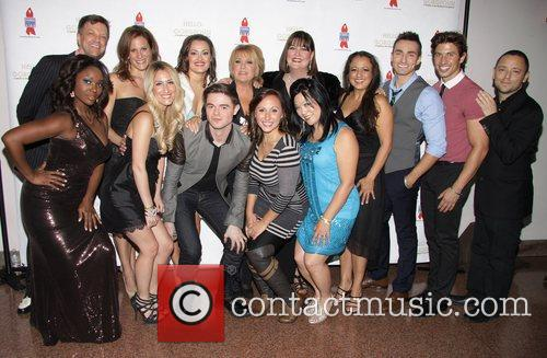 Jim Caruso, Kristy Cates, Ashley Brown, Lorna Luft, Ann Hampton Callaway, Natalie Toro, Scott Nevins, Nick Adams, Steven Brinberg, Saycon Sengbloh, Kelly King, Von Smith, Alexa Green and Erin Quill