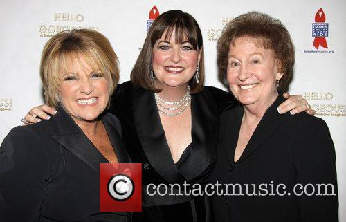 Lorna Luft, Ann Hampton Callaway and Shirley Callaway 7