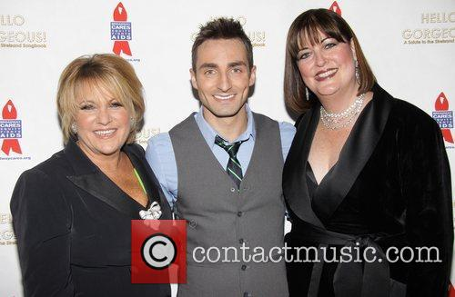 Lorna Luft, Scott Nevins and Ann Hampton Callaway