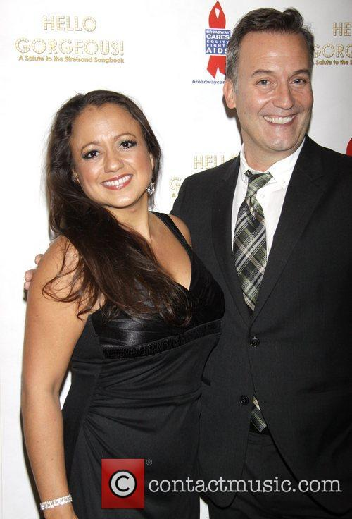 Natalie Toro and Frank Conway After party for...