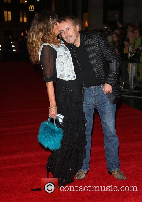 John Coghlan and wife Hello Quo - UK...