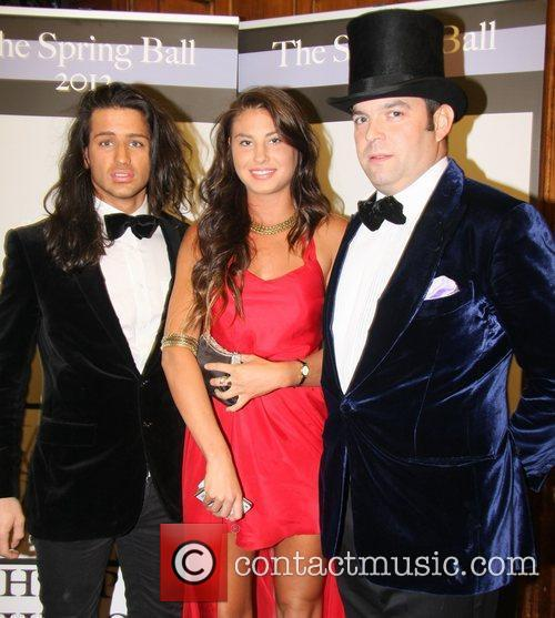 Ollie Locke, Alexia Limpert-Peers and Luke Prendergast Help...