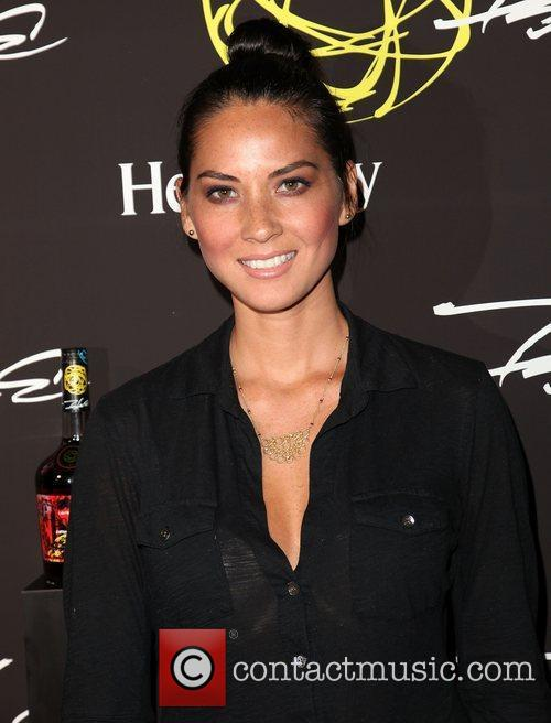 olivia munn hennessy celebrates unveiling of limited 4017660
