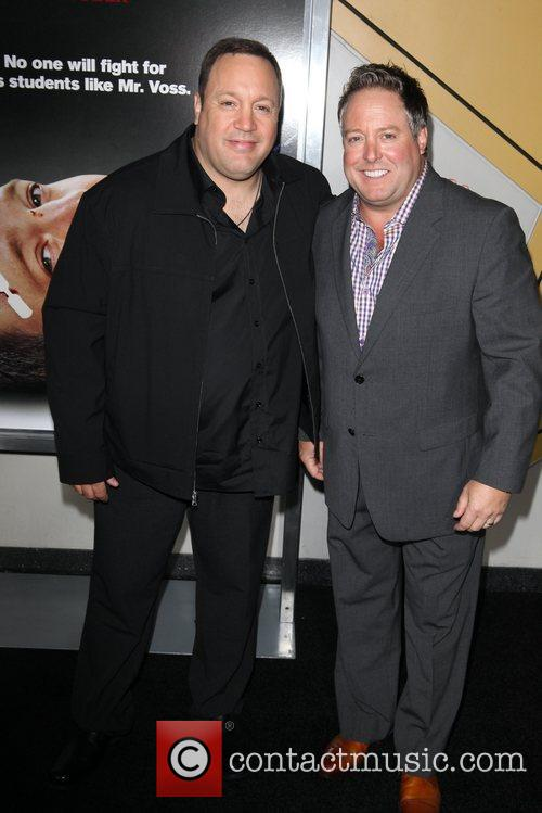 Kevin James and Allan Loeb 5