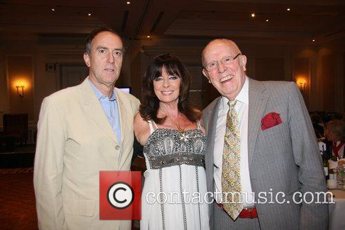 Angus Deayton, Vicki Michelle and Richard Wilson OBE...