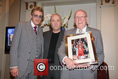 David Graham, Guest and Richard Wilson OBE The...