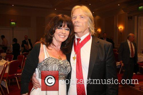 Vicki Michelle and Lord Roberts Davidson (both new...