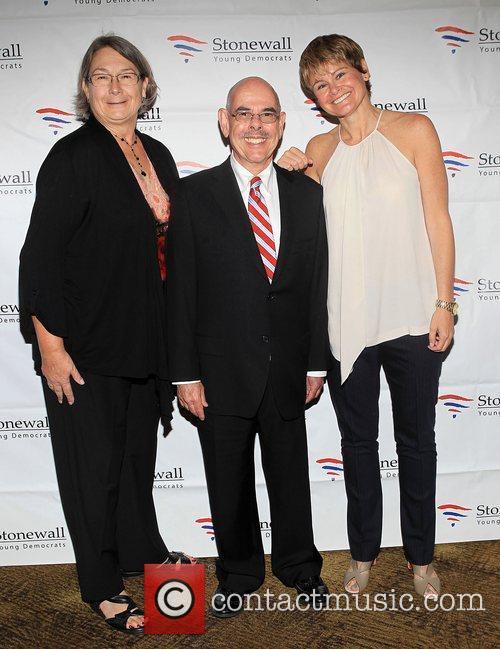 Kathy KneerCongressman Henry WaxmanCEO Of Planned Parenthood LA...